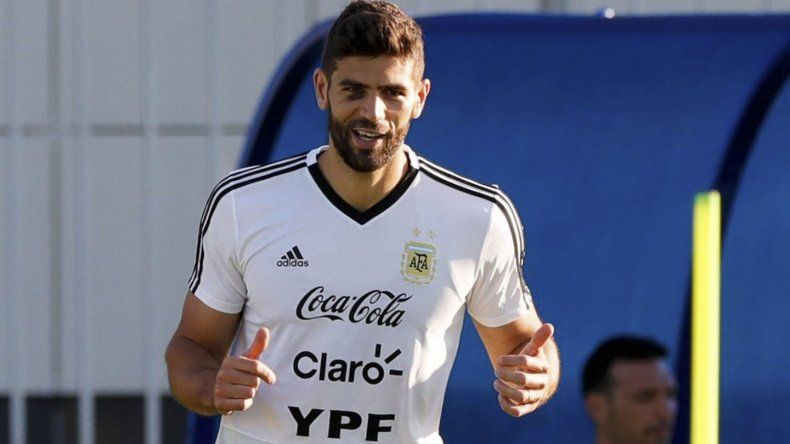Federico Fazio reconoció que el plantel llega con mucha confianza para el partido contra Francia.