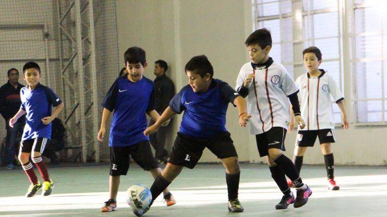Empiezan las semis en la Liga Municipal de Fútbol Infantil