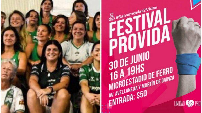 La Subcomisión de Mujeres de Ferro rechazó un festival antiderechos