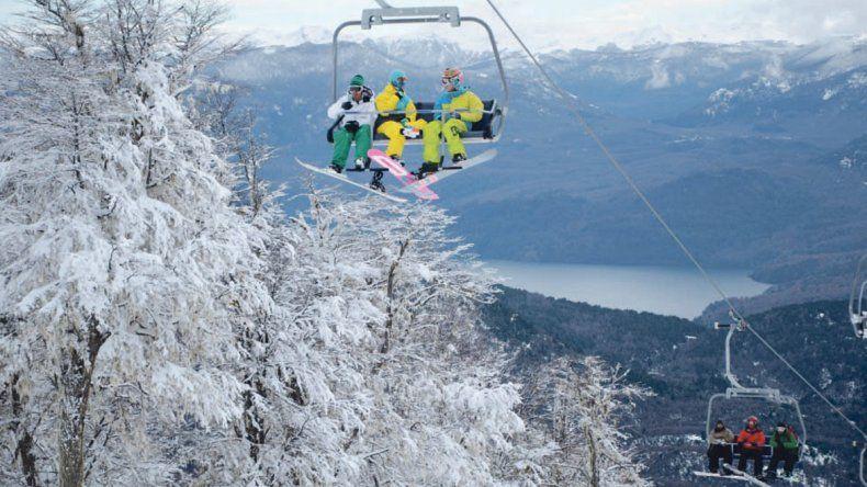 Chapelco-San Martín de los Andes: esquí, snowboard, trineos y mucho más