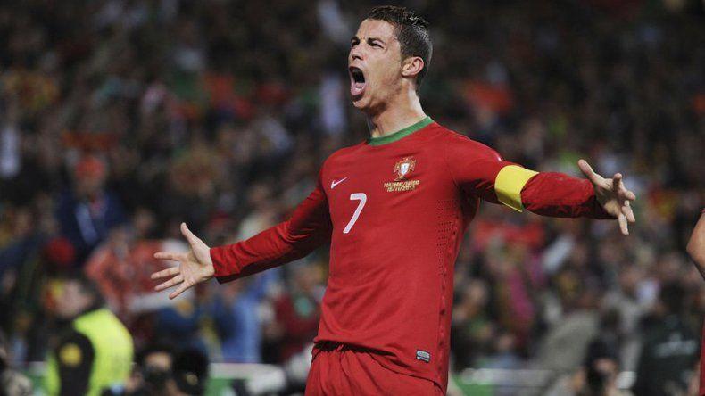 Cristiano Ronaldo pretender llevar a su equipo a cuartos de final.