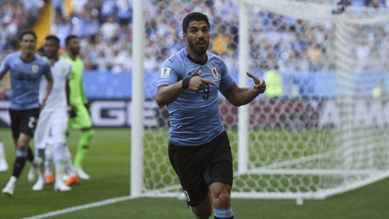 Luis Suárez quiere aportar su cuota goleadora frente a Portugal.