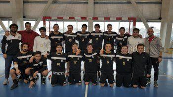 Nueva generación se medirá con Petroquímica en la final de Varones para consagrar al campeón del Apertura.