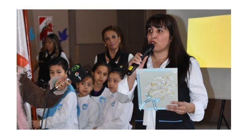 En la Escuela 198 las cooperativas celebraron el Día del cooperativismo.