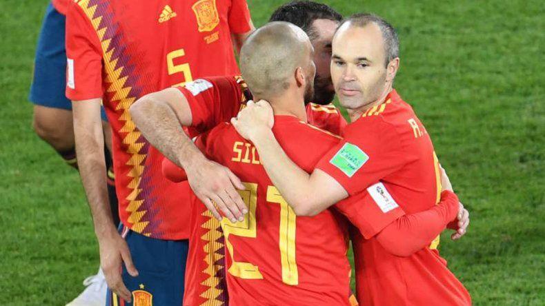 El conjunto español fue el mejor en su grupo y quiere arruinar la fiesta de los locales.
