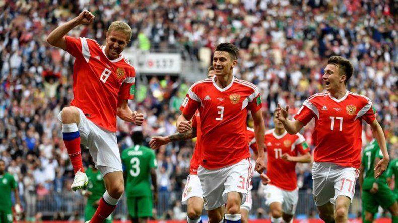 El anfitrión fue segundo en el grupo A y se medirá con España.