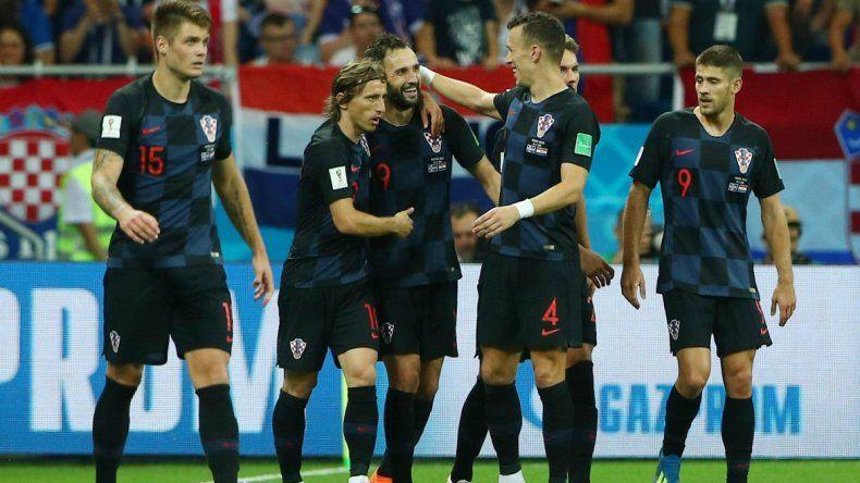 Croacia quiere demostrar que no fue casualidad haber salido primero en su grupo.