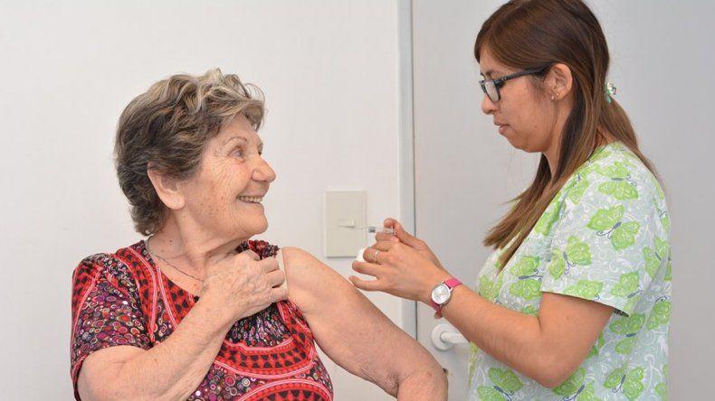 Más de 54.000 personas ya se vacunaron contra la gripe en Chubut