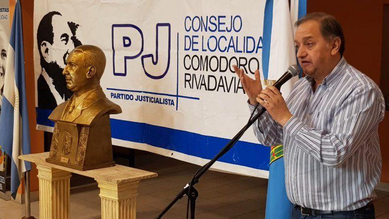 Linares: el peronismo se presentará unido en 2019