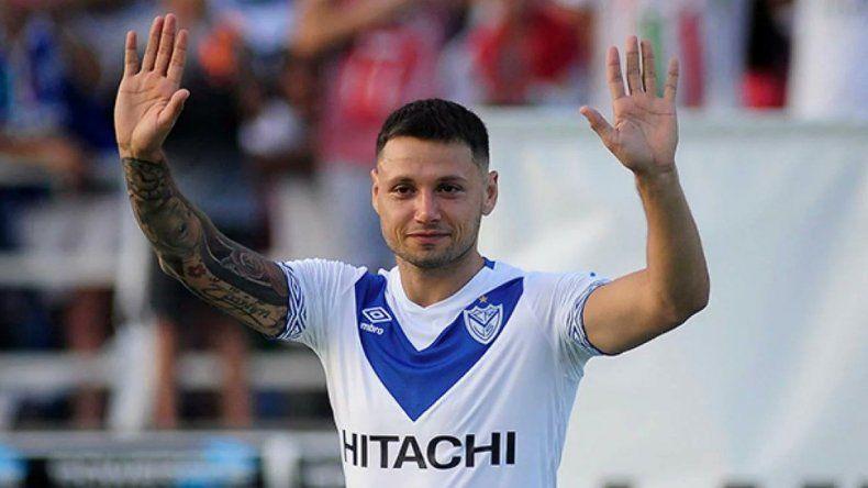 Mauro Zárate se despidió de sus compañeros y se suma a Boca
