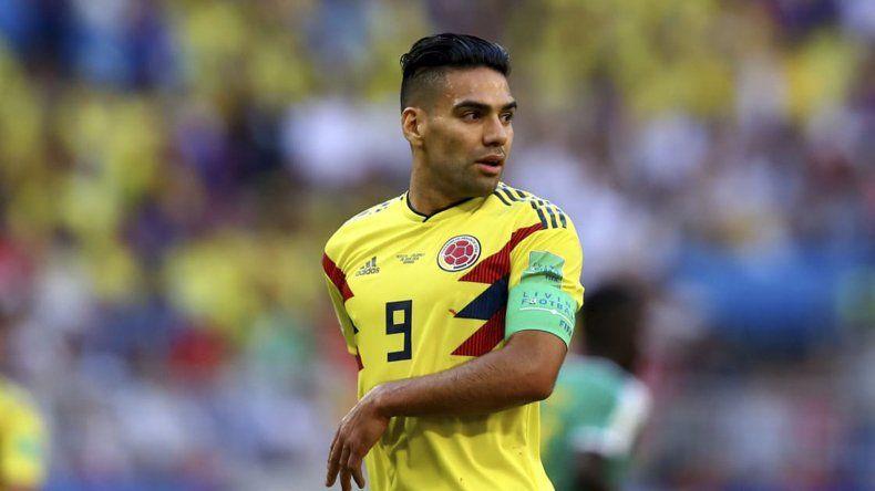 Radamel Falcao aún está en deuda en el Mundial