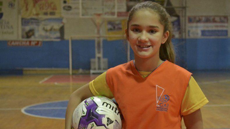 La CAI dio inicio a las actividades de su Escuela de Fútbol Femenino