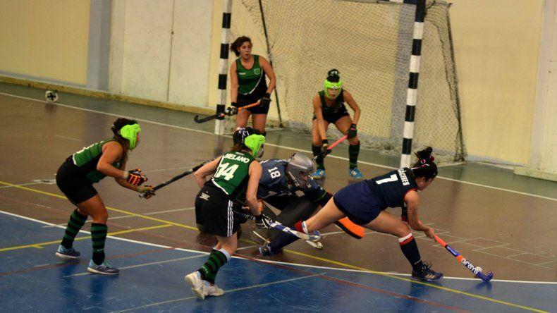 El torneo Oficial Indoor disputó una fecha doble