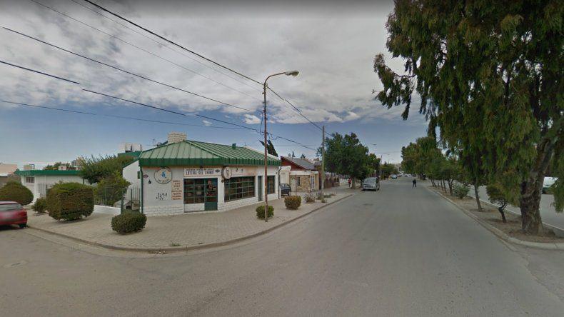 Quisieron robar en una agencia de Quiniela en el barrio Roca