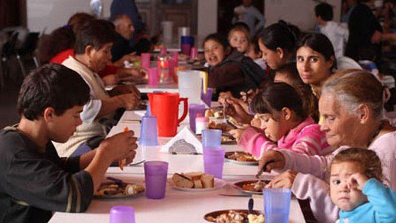 Cambiemos impulsa un banco de alimentos para paliar el hambre