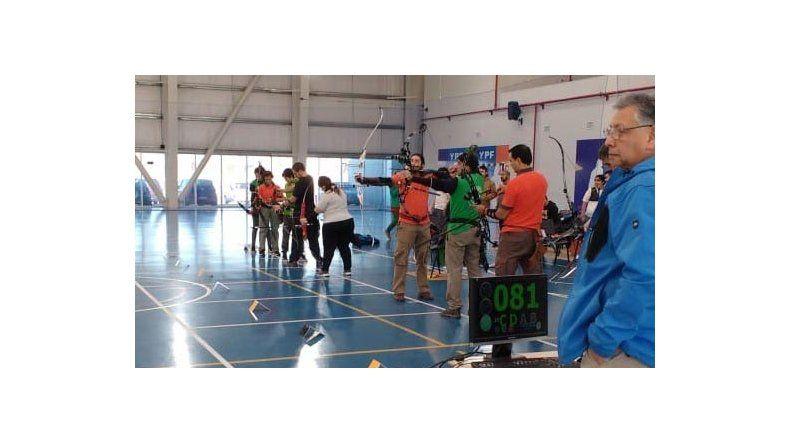 El tiro con arco sumó proyección con su torneo homologado.