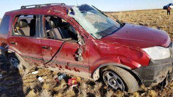 Dos mujeres murieron en un accidente en Ruta 3