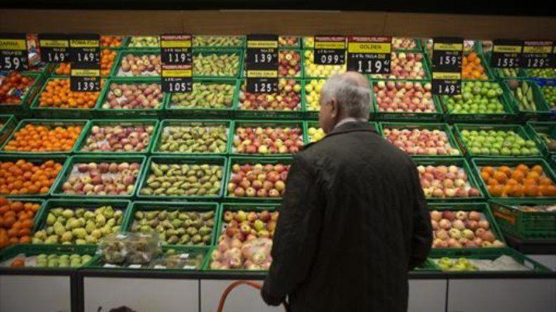 Se proyecta que la inflación anual en la canasta básica podría llegar al 50 por ciento.