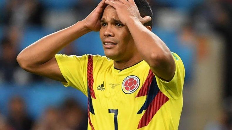 Amenazaron a jugadores colombianos que erraron penales