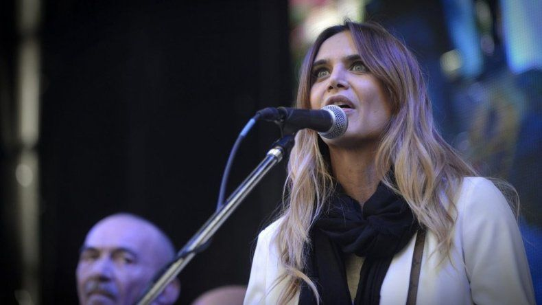 Otro desubicado posteo de Amalia Granata en contra del aborto