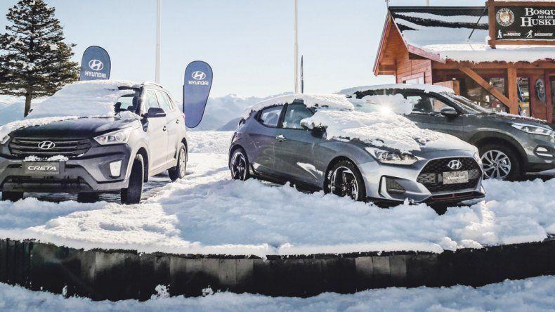 Hyundai Kona: Adelanto de invierno