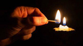 Corte de luz hasta las 11 en barrios de zona norte