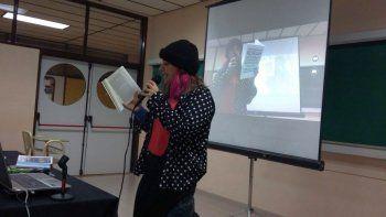 importante participacion en el seminario imagenes tecnicas