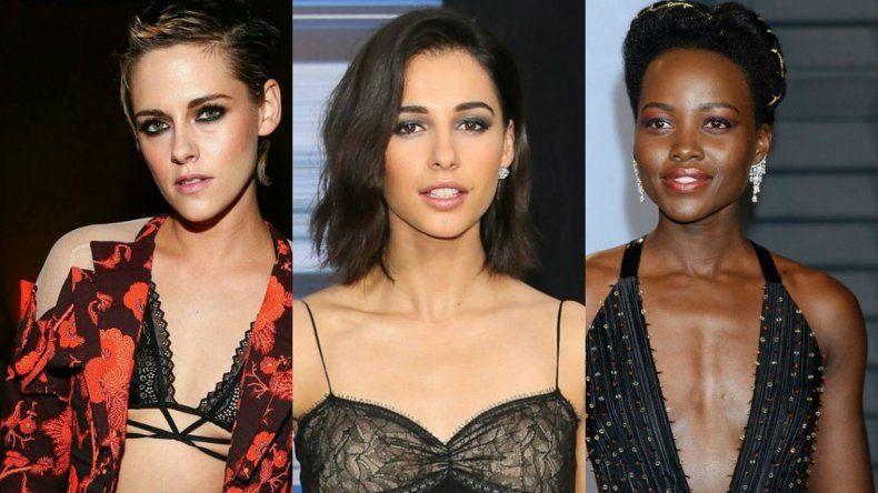 Kristen Stewart, Naomi Scott y Lupita Nyongo: los nuevos Ángeles de Charlie