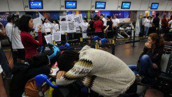 gremios aeronauticos haran un paro el ultimo dia antes de las vacaciones
