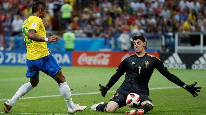 Brasil quedó afuera del Mundial tras caer con Bélgica
