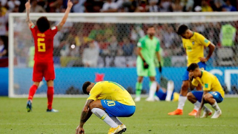 Bélgica dio la sorpresa y mandó a Brasil a su casa. El conjunto de Roberto Martínez quiere seguir haciendo historia en Rusia 2018.