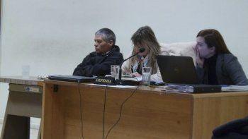 José Carrizo, el único imputado por el asesinato de Jorge el rubio Martínez ayer fue declarado culpable por homicidio simple.