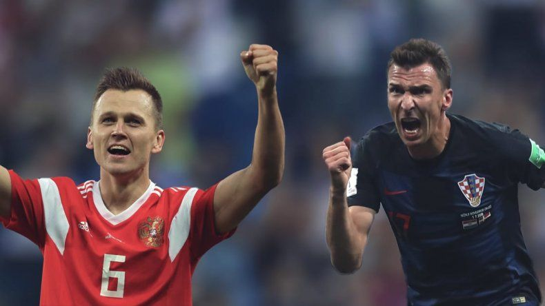 El conjunto anfitrión es una de las sorpresas del Mundial.