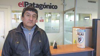 Víctor Uribe Leiva solicita la ayuda de la comunidad para poder comprar una prótesis de 100 mil pesos y poder ser operado de cadera.