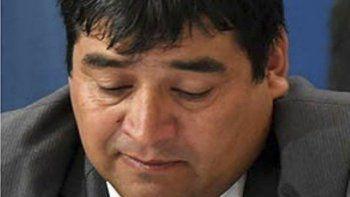 Oscar Alarcón, ex titular de Ceremonial y Protocolo del Gobierno provincial.