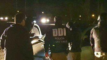 Los allanamientos realizados en Pico Truncado y Las Heras estuvieron a cargo de personal de la DDI de ambas localidades y contaron con apoyo táctico de fuerza especiales de la policía santacruceña.