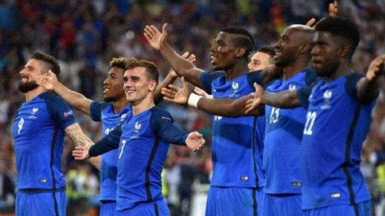 El legado africano en las selecciones europeas
