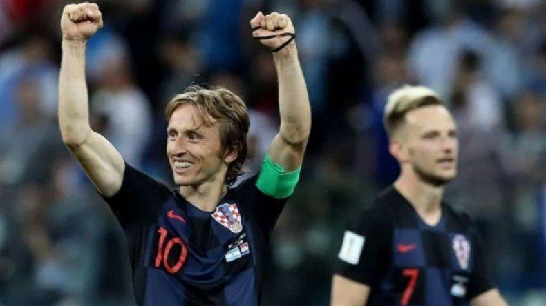 Croacia y su pasado de guerra  en la historia de los jugadores