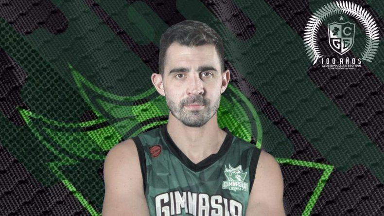 Gimnasia incorporó a Sebastián Vega