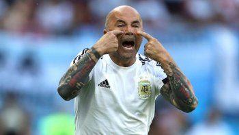 jorge sampaoli continuara en la seleccion argentina