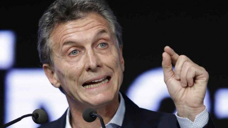 El mensaje desalentador de Macri en su visita a una pizzería