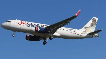 el gobierno autorizo a operar a jetsmart entre la argentina y chile
