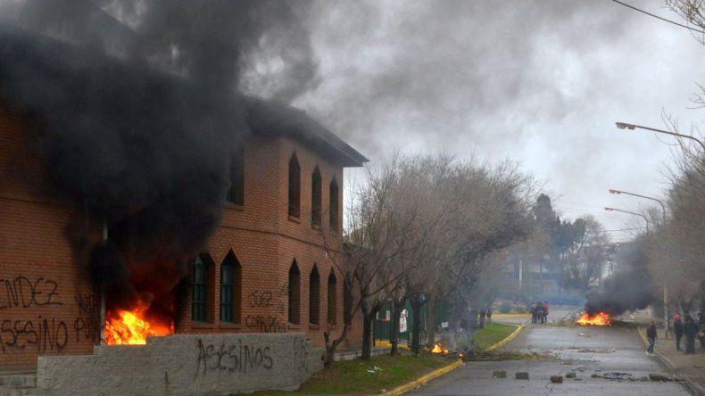 Foto: Carlos Acosta/El Patagónico.