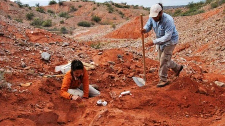 Descubrieron restos del dinosaurio gigante más antiguo hallado hasta el momento