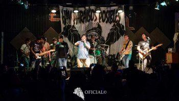 abelardos avanza con su nuevo disco: el delirio en la pasion