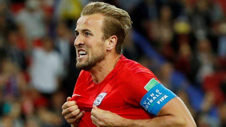Harry Kane es el goleador que tiene Inglaterra.