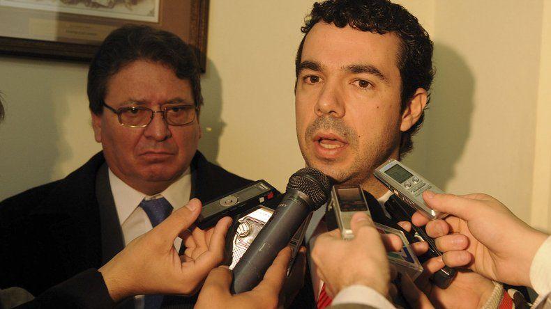 Pablo Korn fue ministro Coordinador durante el segundo gobierno de Das Neves. También condujo Ingentis y hasta principios de año era subsecretario de Servicios Públicos.