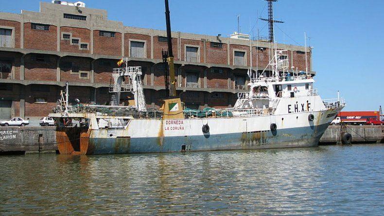 Se hundió un buque frente a las costas de Comodoro