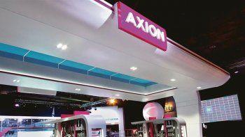 Desde hoy Axion sumó nuevo aumento en naftas