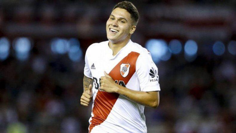 Después de ser figura con Colombia: ¿se va Juanfer Quintero de River?